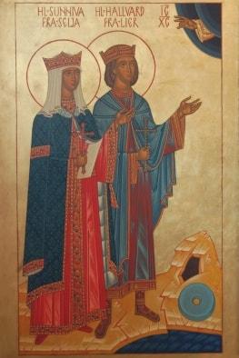 Sfânta Muceniţă Suniva (8 Iulie)