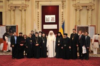 Pelerini din Suedia şi clerici din Georgia în vizită la Patriarhia Română