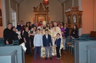 Slujiri misionare la românii de dincolo de Cercul Polar