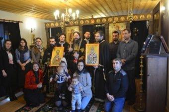 Preasfințitul Părinte Episcop Macarie a vizitat românii din Norvegia și Danemarca