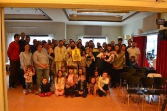 Preasfințitul Părinte Episcop Macarie în Duminica a patra după Paști