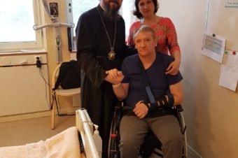 De sărbătoarea Sfântului Mare Mucenic Ioan cel Nou de la Suceava, 2 iunie 2017