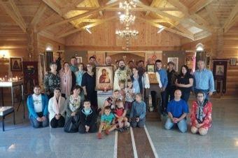 """PS Episcop Macarie Drăgoi: """"Credința și dragostea n-au ziduri și nu pot fi legate în lanțuri"""""""