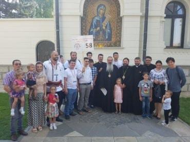 Preasfințitul Părinte Episcop MACARIE a participat cu bucurie la Întâlnirea Internațională a Tinerilor Ortodocși – Iași, ediția 2017