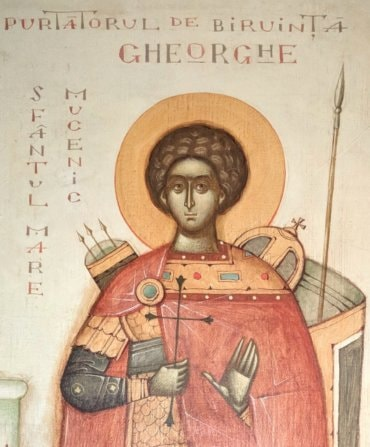 Why do you persecute and torture the Christians? The Word of Father Bishop Macarie Drăgoi, spoken in honor of the Holy Martyr George at the Watch and Liturgy in the Chapel of the Diocesan Center in Stockholm, April 24, 2018