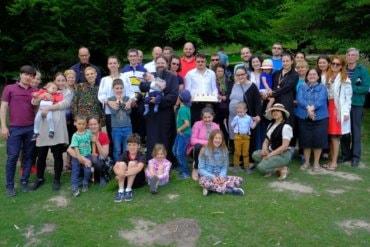 Preasfințitul Părinte Episcop Macarie al Europei de Nord a marcat, alături de românii din Danemarca și Norvegia, Ziua Internațională a Familiei