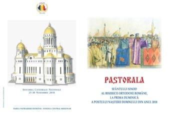 Pastorala Sfântului Sinod la prima duminică din Postul Naşterii Domnului