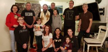 Colindând românii din Insulele Feroe