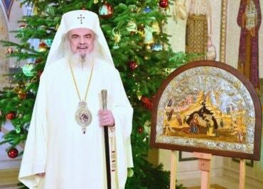 Mesajul de Crăciun al Părintelui Patriarh Daniel