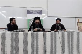 """Conferința PS Macarie, """"Lacrimile pocăinței și sinceritatea inimii"""", Cluj-Napoca, 11 aprilie 2019 (video)"""
