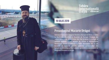 """Vineri, 19 iulie 2019, PS Macarie va fi prezent în cadrul """"Tabarei internaționale Oașa"""""""