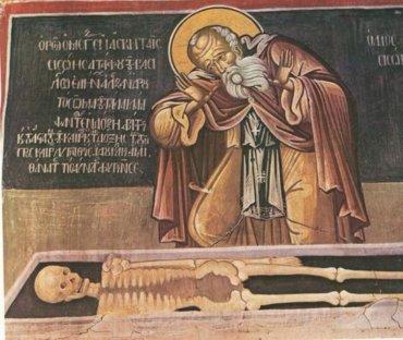 Rugăciune către Sfântul Cuvios Sisoe cel Mare, pentru dobândirea pocăinței și a discernământului (a Episcopului Macarie Drăgoi)