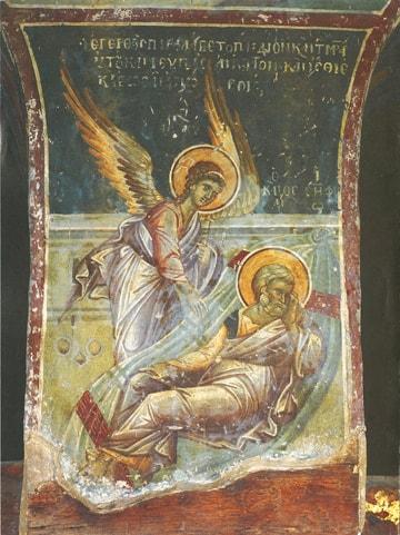 Rugăciune către Sfinții și Drepții Iosif, logodnicul Fecioarei Maria, și Iosif cel cu bun chip din Arimateea (a Episcopului Macarie Drăgoi)