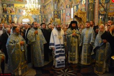 Sub ocrotirea Maicii Domnului: Mănăstirea Zosin din Botoșani și-a sărbătorit hramul istoric