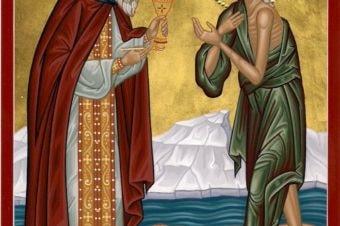 Rugăciune către Sfintele Maria Magdalena, Maria Egipteanca, Pelaghia și Taisia, pentru izbăvire din patima desfrânării (a Episcopului Macarie Drăgoi)