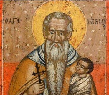Rugăciune către Sfântul Cuvios Stelian, pentru ocrotirea părinților și a copiilor (a Episcopului Macarie Drăgoi)