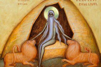 Rugăciune către Sfinții Cuvioși Macarie Romanul și Ioan Iacob Hozevitul de la Neamț , păzitorii celor aflați în depărtată străinătate(a Episcopului Macarie Drăgoi)