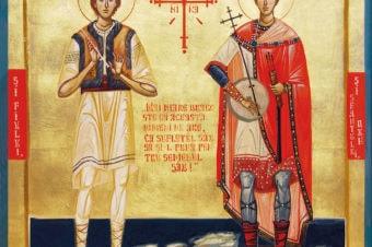 Rugăciune către Sfinții Mucenici Ioan Valahul și Halvard Norvegianul, ajutătorii celor nedreptățiți, pentru izbăvirea din primejdii, lipsuri și nedreptăți pierzătoare de suflet și trup (a Episcopului Macarie Drăgoi)