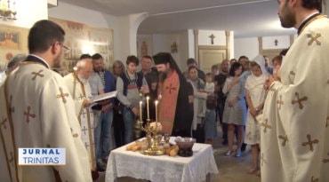 Sfântul Proroc Ioan Botezătorul, cinstit în capitala Suediei