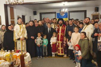 """PS Părinte Episcop Macarie: """"Putem deveni Rai de odihnă și de bucurie pentru fratele nostru"""""""