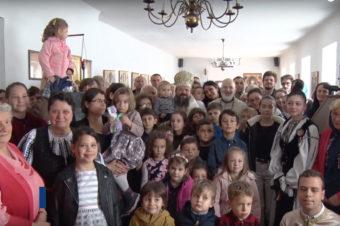 Slujire arhierească în biserica românească din Wiener Neustadt (video)