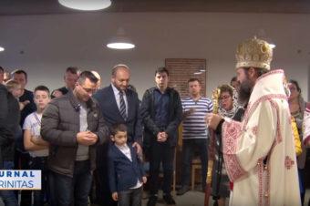 Vizită pastorală la românii din insula Funen (video)