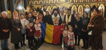 Concerte de colinde în Episcopia Europei de Nord dedicate familiei Smicală