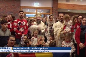 Binecuvântare arhierească pentru credincioșii români din Oslo