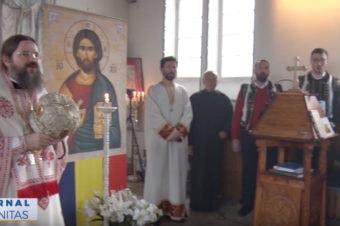 Slujbă de Te Deum în Episcopia Ortodoxă Română a Europei de Nord