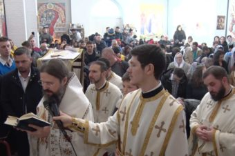 Rugăciune către Sfântul Macarie cel Mare, alcătuită și rostită de PS Părinte Episcop Macarie, Vejle-Kolding, Danemarca, 19 ianuarie 2020