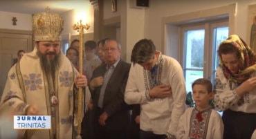 Sfântul Ioan Botezătorul, cinstit de românii din Stockholm