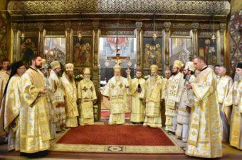 30 de ani de la hirotonia întru arhiereu a Mitropolitului Andrei, aniversați prin rugăciune (preluare www.mitropolia-clujului.ro)