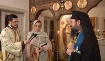 Cuvântul de mulțumire al medicului român din Finlanda, Camelia Mihaela Smicală, despărțită de copilașii ei, la seara de rugăciune de la Centrul Episcopal din Stockholm, 5 februarie 2020
