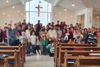 PS Părinte Episcop Macarie Drăgoi: Să îl iubim și să îl urmăm pe Hristos pe Golgota părăsirii și pătimirii!
