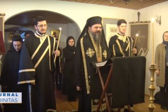 Românii din Ikast au particiapt la Canonul cel Mare