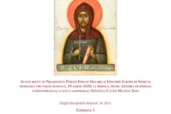 Acatistul Sfântului Cuvios Mucenic Sven de la Arboga, vindecătorul de boli și izbăvitorul de molimă
