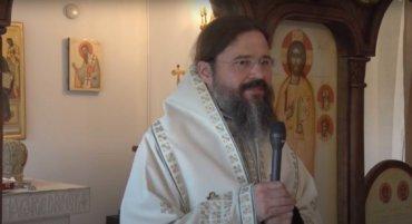 """""""Este strigător la cer! Este contestată însăși inocența copiilor!"""" Cuvântul PS Părinte Episcop Macarie Drăgoi, Paraclisul Centrului Episcopal din Stockholm, Lunea Rusaliilor, 8 iunie 2020"""