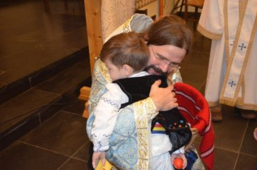 Românii din Oslo au sărbătorit Odovania Botezului Domnului