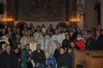 Hramul parohiilor ortodoxe române din Copenhaga și Aalborg, Danemarca