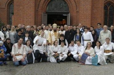Catapeteasmă nouă pentru biserica românilor din Copenhaga