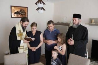 Acasă la familia Nan, în Baia Mare
