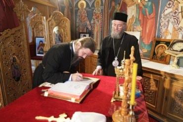 Vizita PS Părinte Macarie, Episcopul Europei de Nord