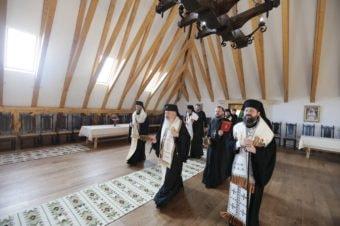 Sfinţirea Centrului cultural-monahal