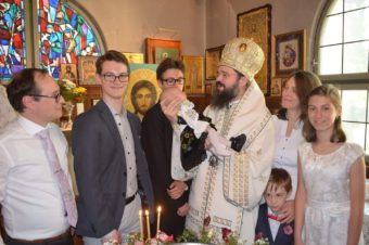 Al cincilea copil al unei familii deosebite de români