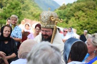 La sărbătoarea Sfântului Proroc Ilie Tesviteanul, 20 iulie 2017, Preasfințitul Părinte Episcop Macarie Drăgoi al Europei de Nord a slujit, cu prilejul hramului, la Mănăstirea Băișoara din județul Cluj.