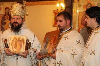 """Preasfințitul Episcop Macarie la Mănăstirea Ikast în Danemarca: """"O criză a familiei înseamnă, întotdeauna, și o criză a monahismului…"""""""