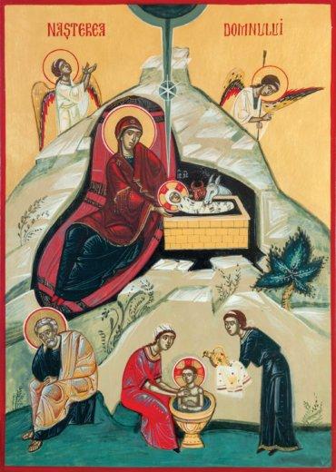 Episcop Macarie Drăgoi, Pastorală la Nașterea Domnului, NAȘTEREA DOMNULUI – TAINĂ A JERTFEI / Bishop Macarie Drăgoi, Encyclical Letter at the Feast of Nativity, OUR LORD'S NATIVITY – A MYSTERY OF SACRIFICE