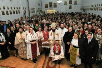 O mare bucurie și emoție la întâlnirea cu românii din Spania