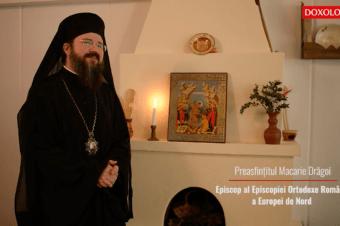 Preasfințitul Macarie – cuvânt la Sărbătoarea Învierii Domnului, 2018 (video)