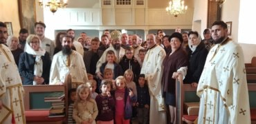 Slujiri misionare în Danemarca